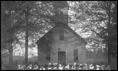 Old Waukeenah Church